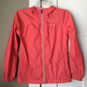 Colombia rain jacket